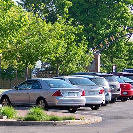 Parking on Janik Drive