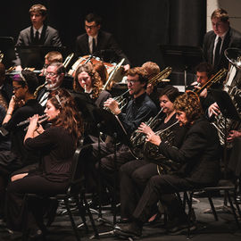 Concert Band auditions at Kent State Stark