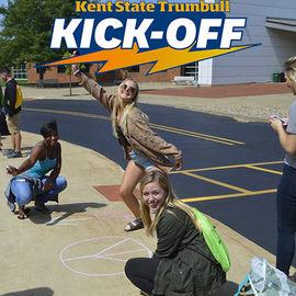 Kent State Trumbull Kick-Off