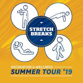 Stretch Breaks Summer Tour