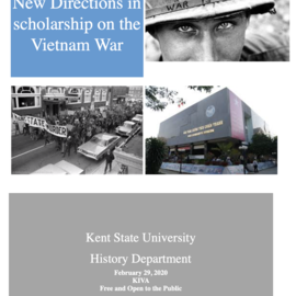 New Directions in Scholarship on the Vietnam War