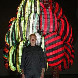 Visiting Artist Todd Slaughter.