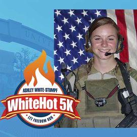 WhiteHot 5k for Ashley White