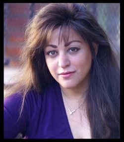 Singer Maria Jacobs