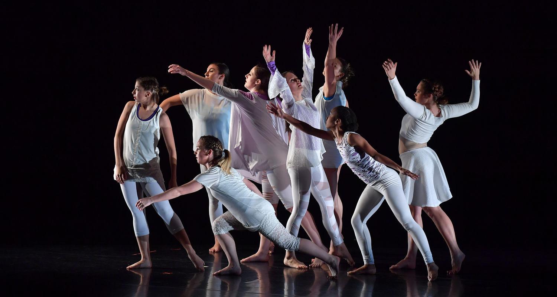 Kent Dance Ensemble performs in concert