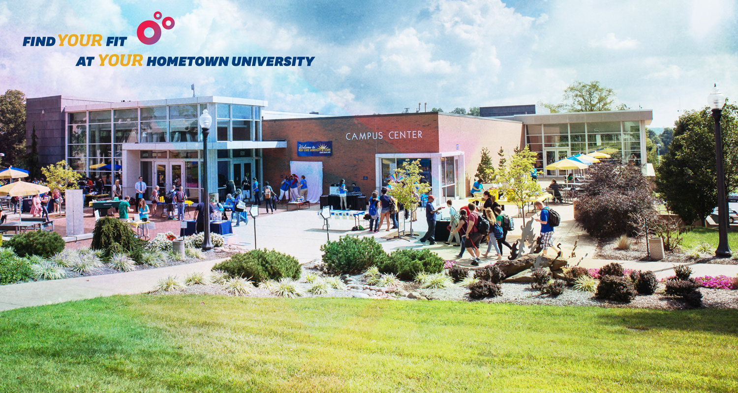 Campus Preview for prospective students will be held on Saturday, Nov. 5 at Kent State Stark.