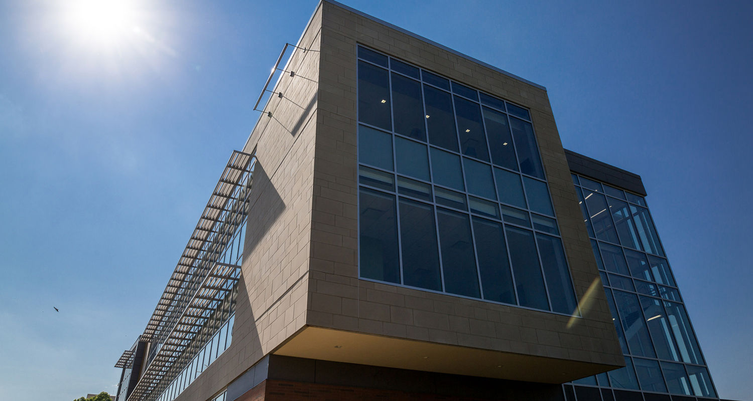 Science & Nursing Building to open Fall 2015