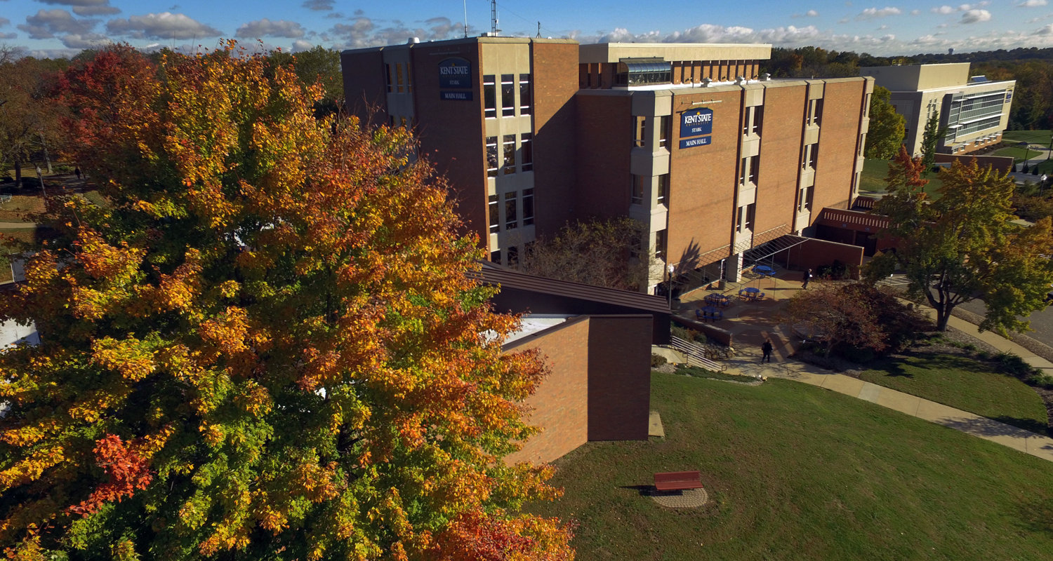 Visit Kent State University at Stark by scheduling a campus tour