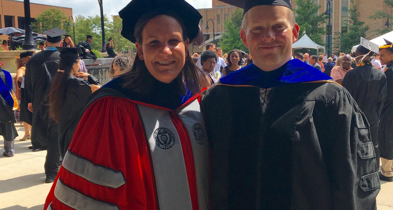 Congratulations Dr. Ryan McElyea