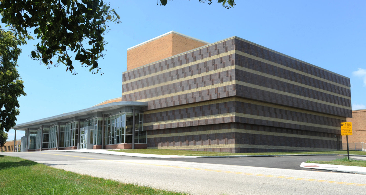 Kent State Center for Performing Arts, home of Speech Pathology and Audiology