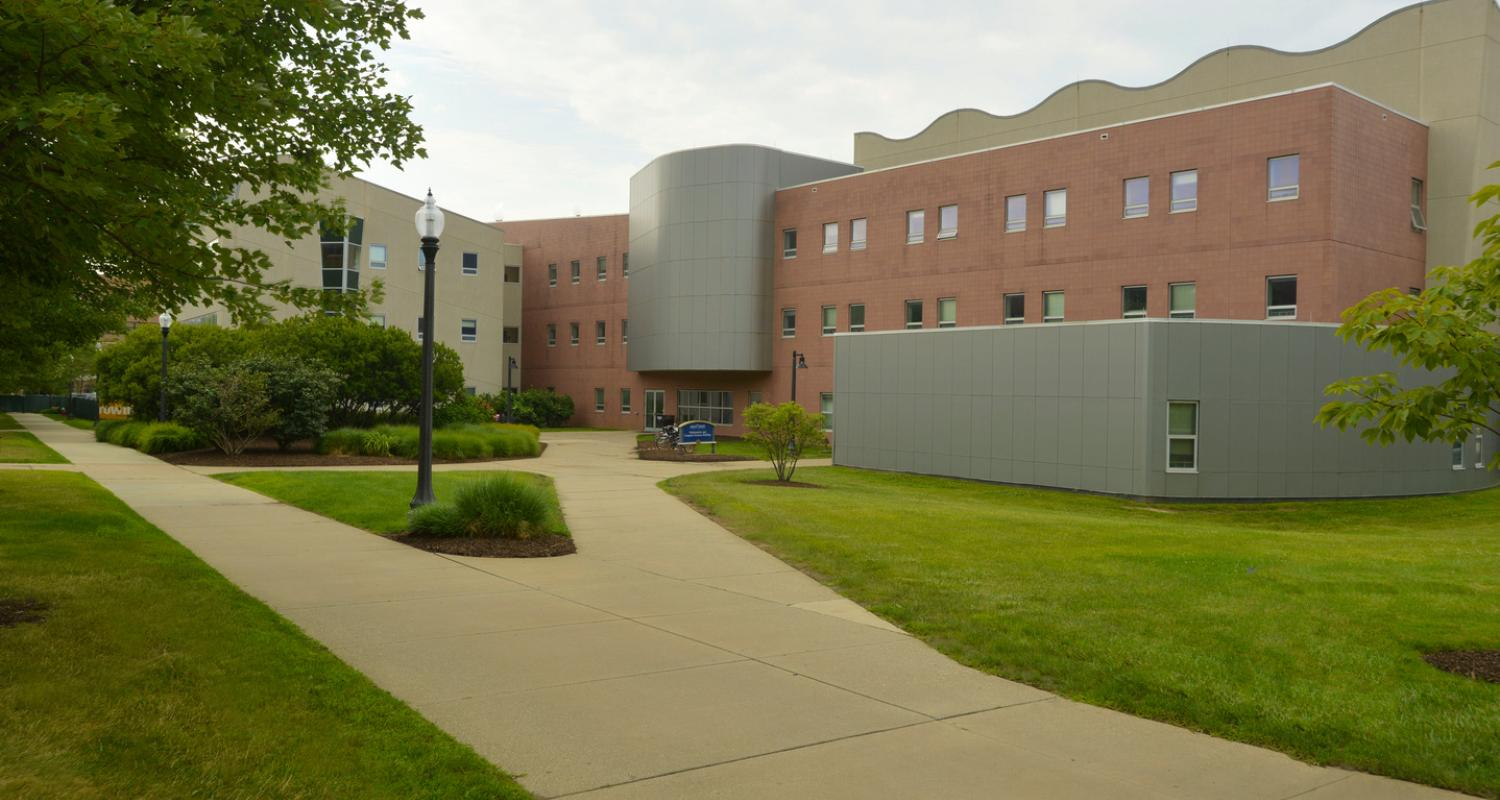 The Math and Computer Science Building