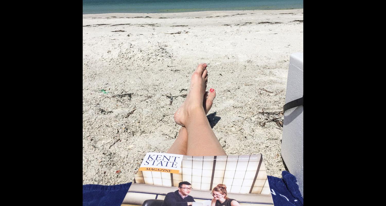 Cassie Gallagher, Florida: 930 Miles