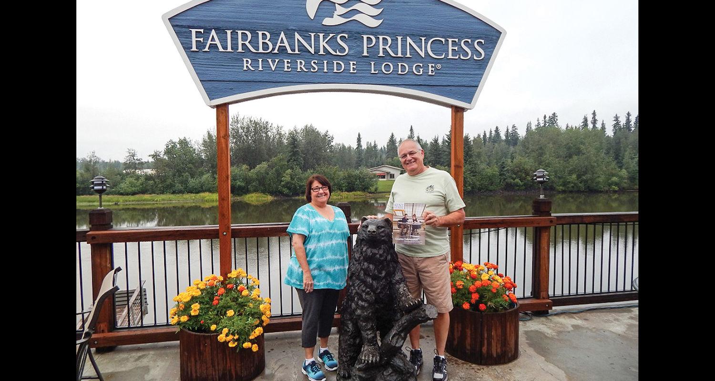 Edward Del Ferraro, Alaska: 3030 Miles