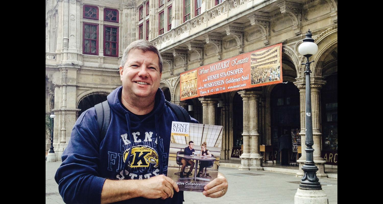 Eric Mansfield, Austria: 4494 Miles