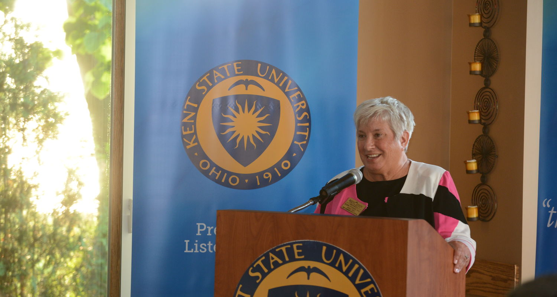 Kent State Ashtabula Dean Susan J. Stocker, Ph.D.