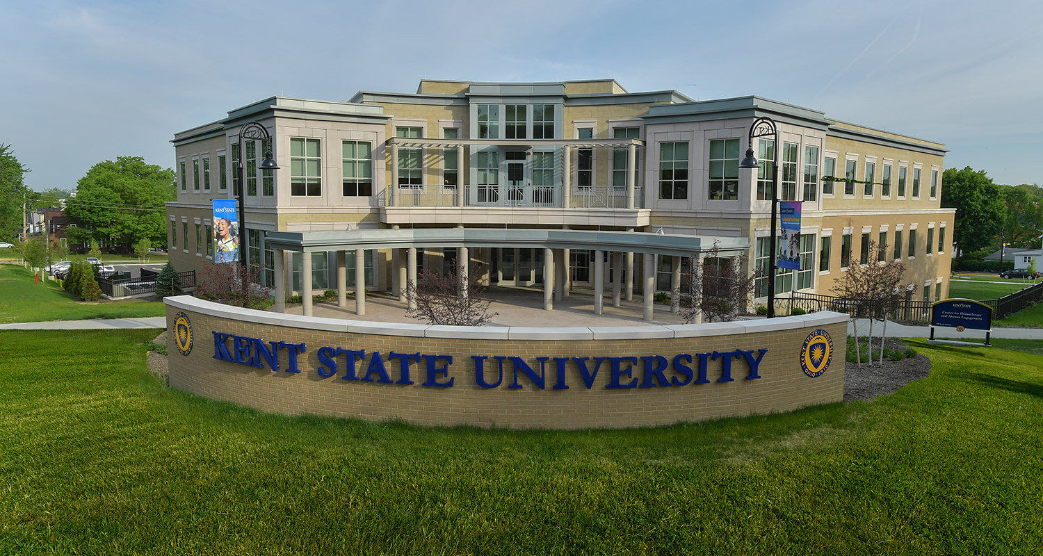 Kent State University's Center for Philanthropy and Alumni Engagement