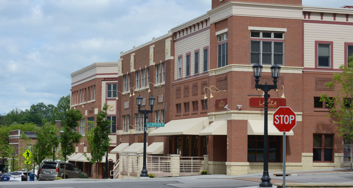 Acorn Alley II, located in downtown Kent, is a new shopping destination for NorthEast Ohio and is part of the downtown Kent revitalization.