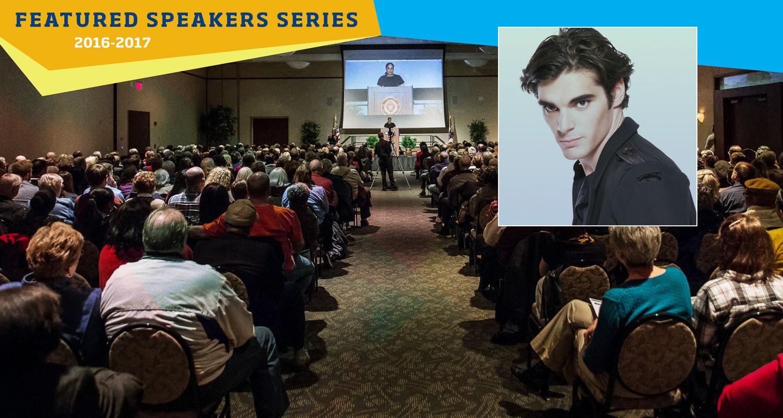 Featured Speaker RJ Mitte