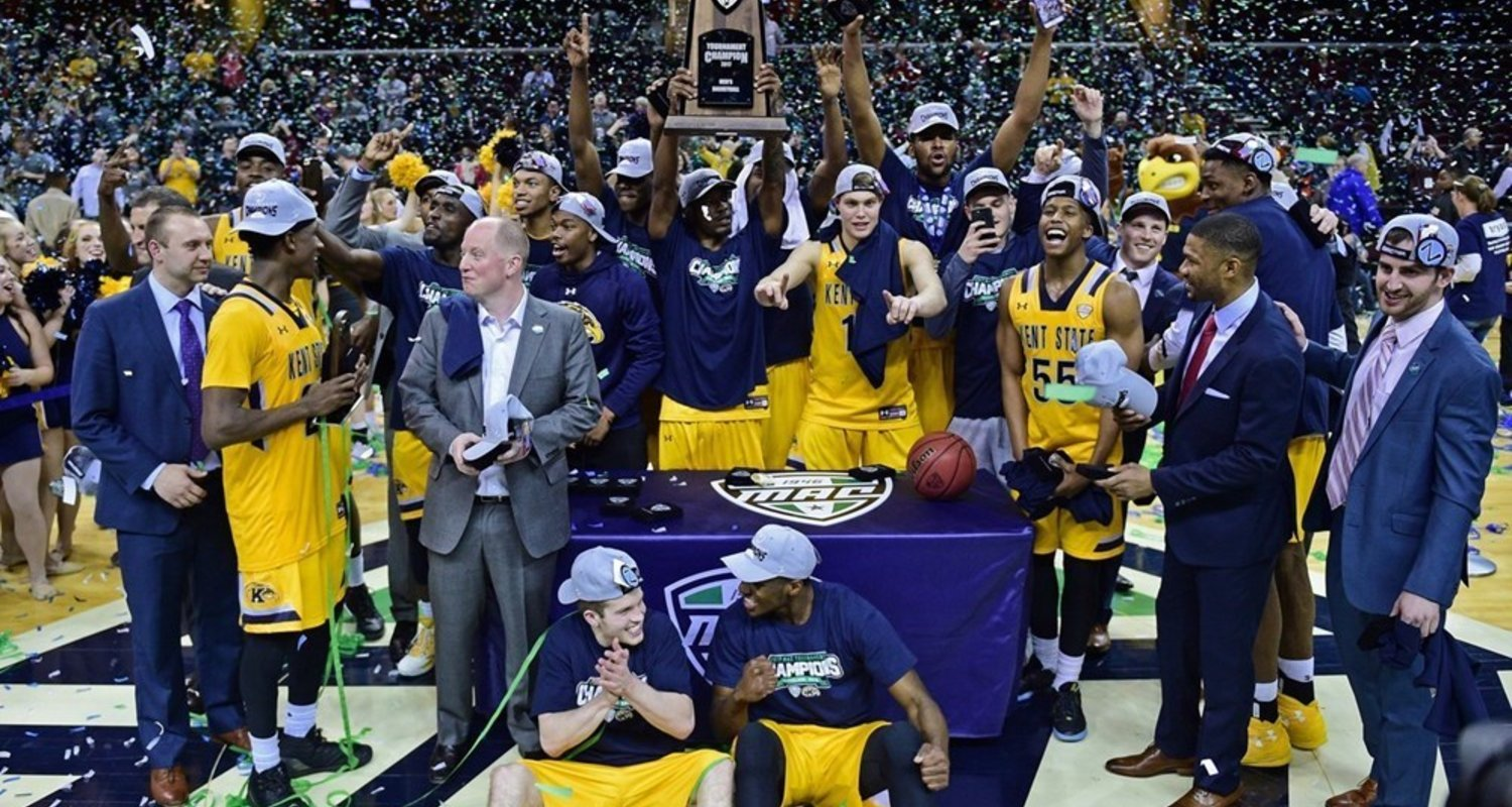 Flashes Win 2017 MAC Men's Basketball Championship | Kent ...