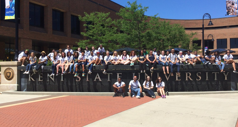 APS students June 2016