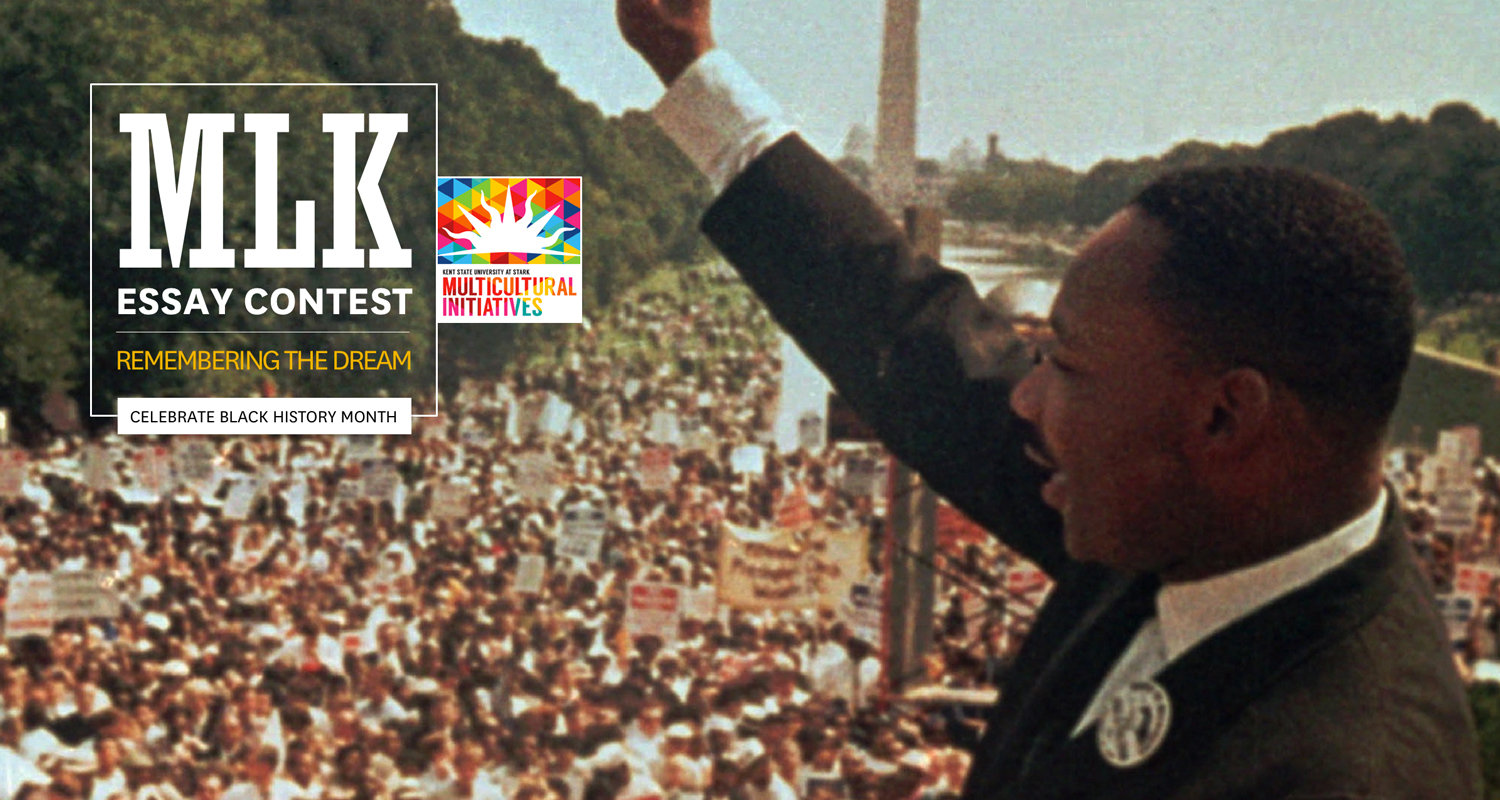 MLK Essay Contest Sponsored by Multicultural Initiatives
