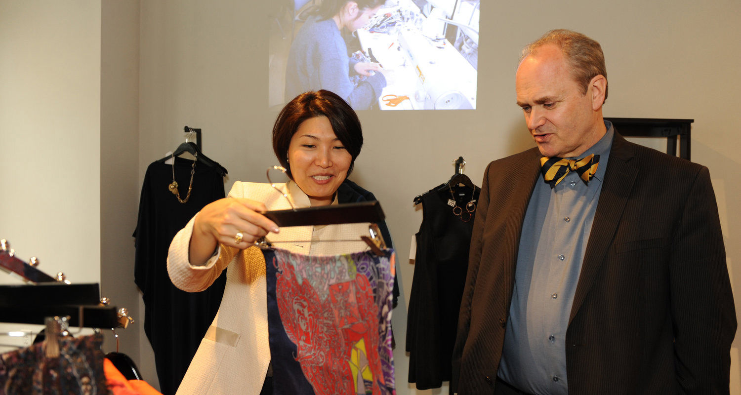 Kent State Professor Identified as Top Contributor to Fashion Marketing Research