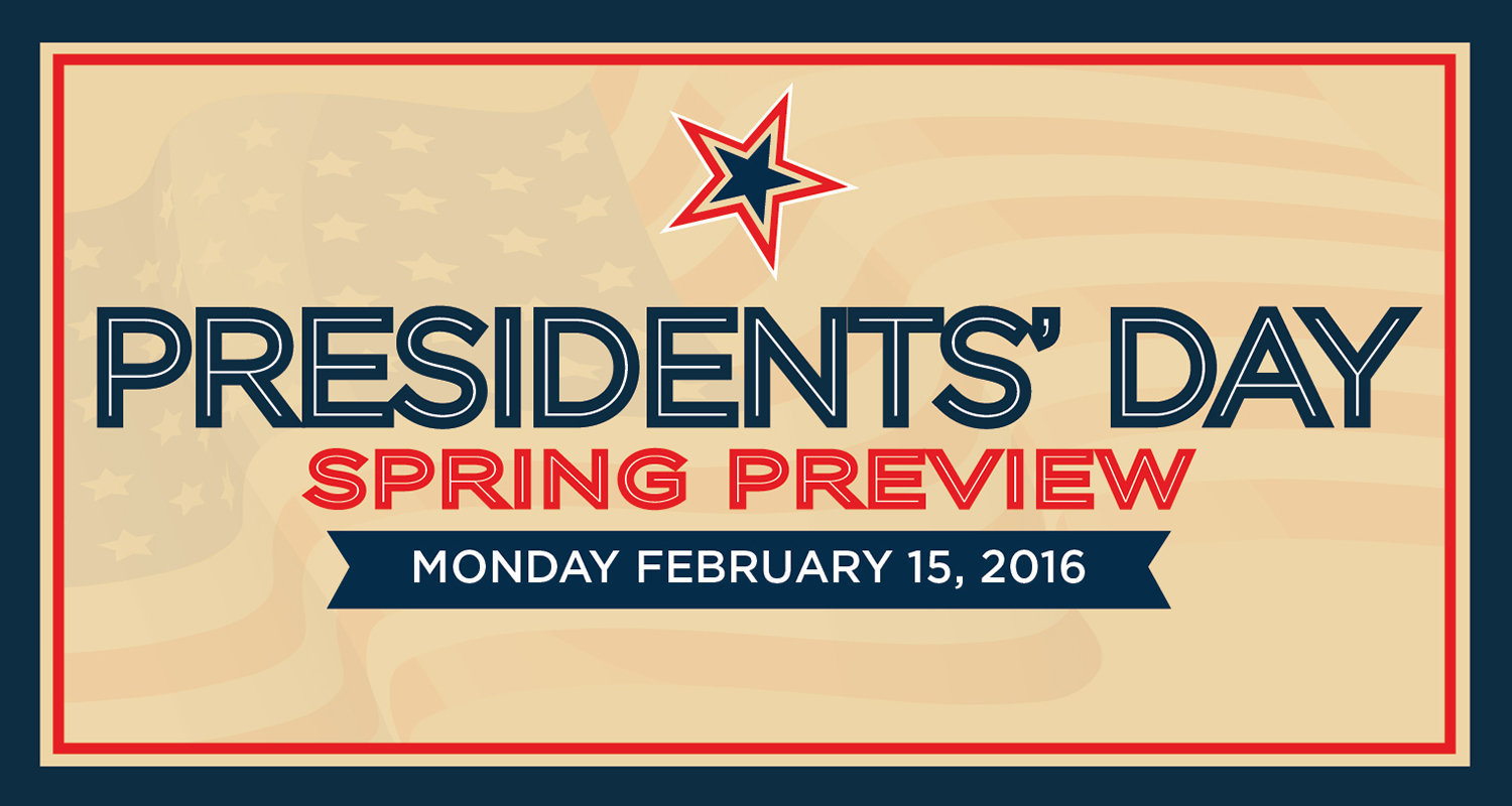 Kent State Ashtabula will host its annual Presidents' Day Spring Preview Feb. 15th