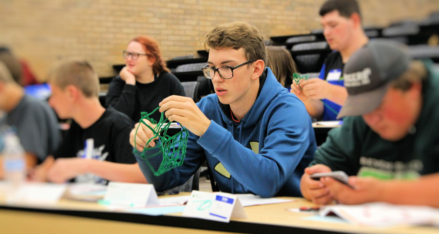 "Rural Scholars learn to ""Be Entrepreneurial"""