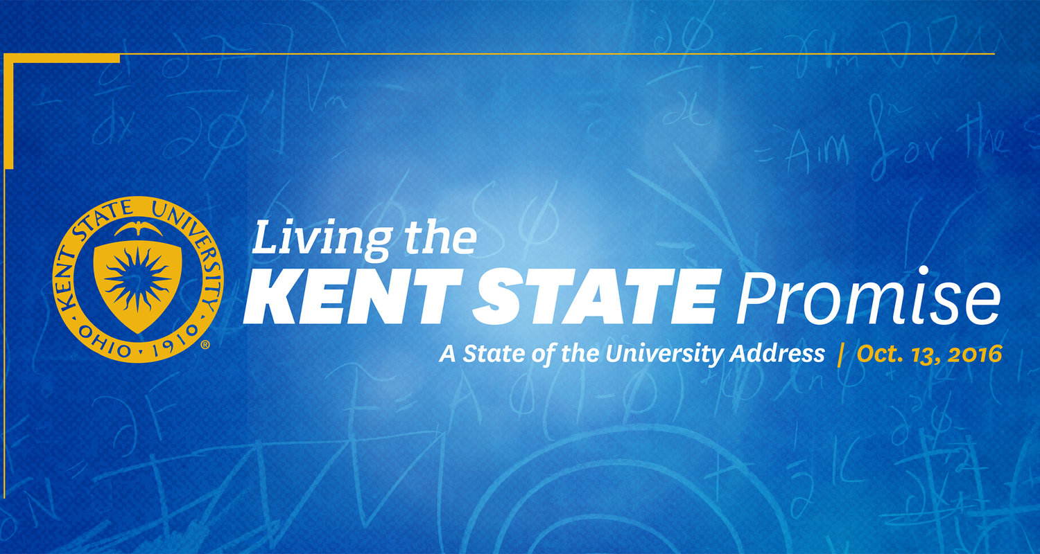 Living the Kent State Promise