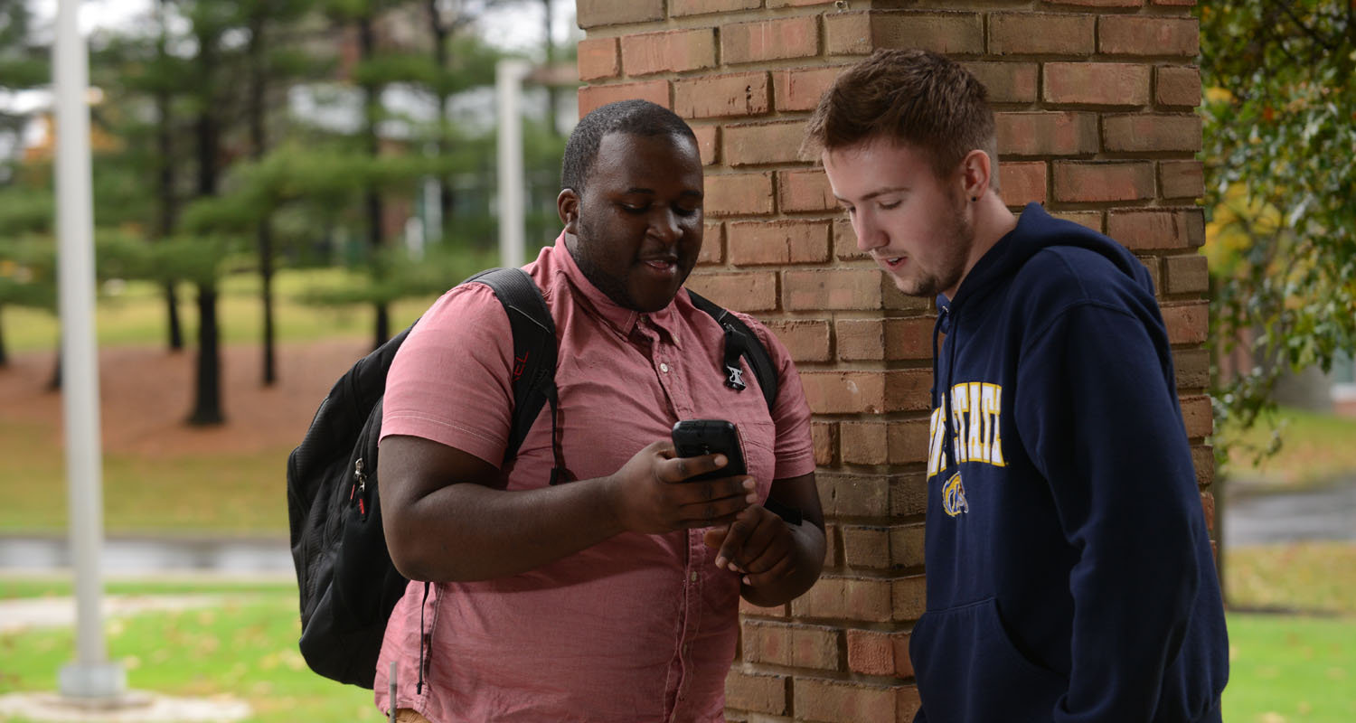 Keep up with Kent State Trumbull on Facebook, Twitter and Instagram
