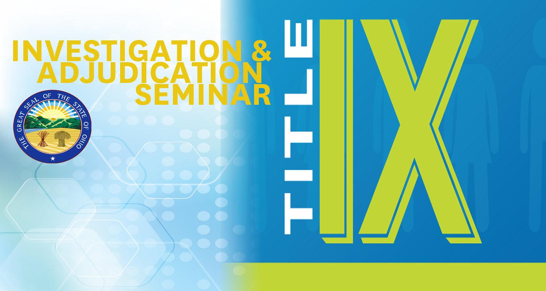 Title IX seminar at Geauga