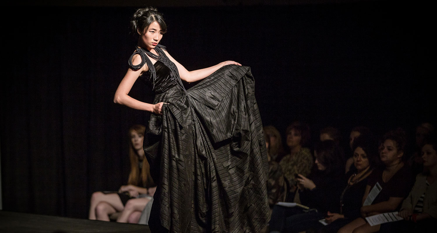 Kent State Unchained Fashion Show