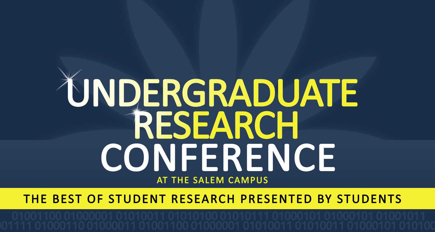 Research Conference Dec. 11 at Salem Campus