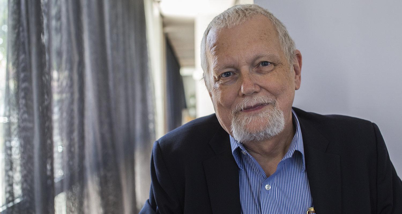 JMC Professor Gary Hanson