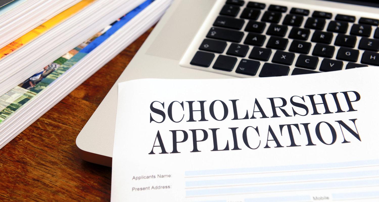 Scholarship Application Header