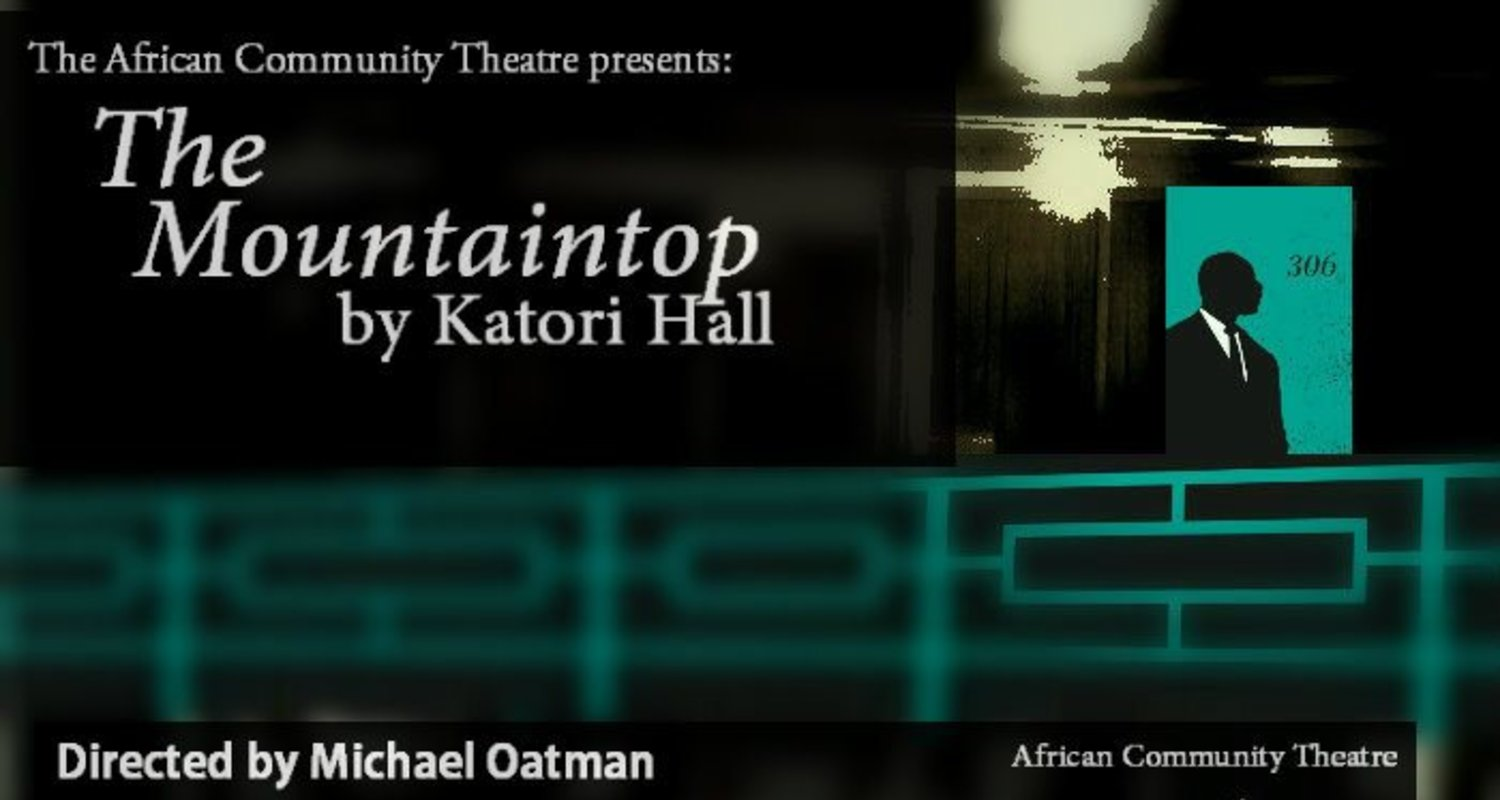African Community Theatre Production fall 2015