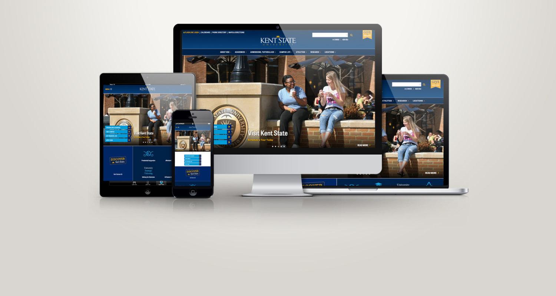 Kent State University Website
