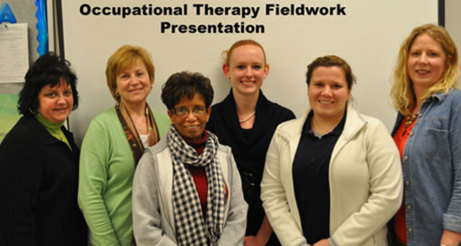 Occupational Therapy Fieldwork Presentation