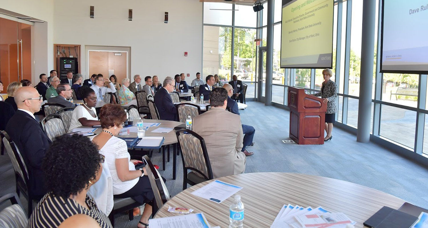 Town-Gown Relations: City of Kent, Kent State Continue Strategic ...