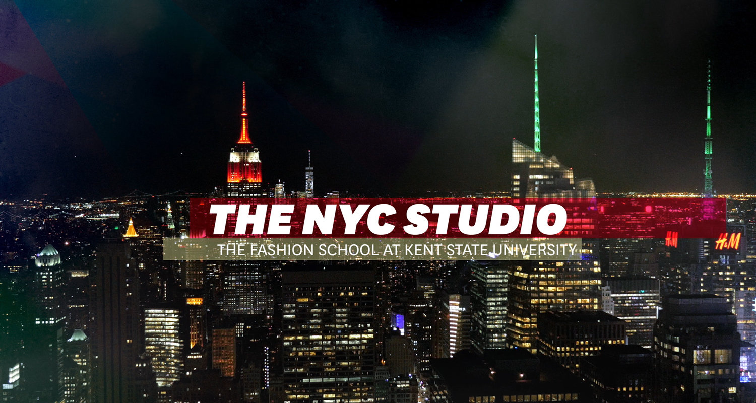 Kent State's NYC Studio offers academic programs for fashion students.