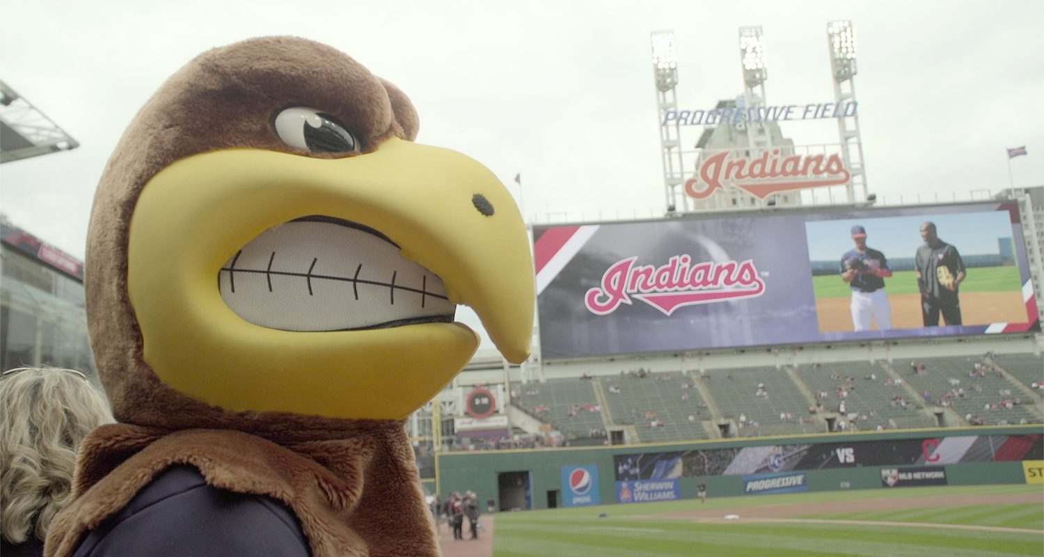 Watch the Kent State University community enjoy a fun-filled afternoon at Kent State Night at the Cleveland Indians game on May 7! More than 1,500 students, faculty, staff and alumni attended the game.