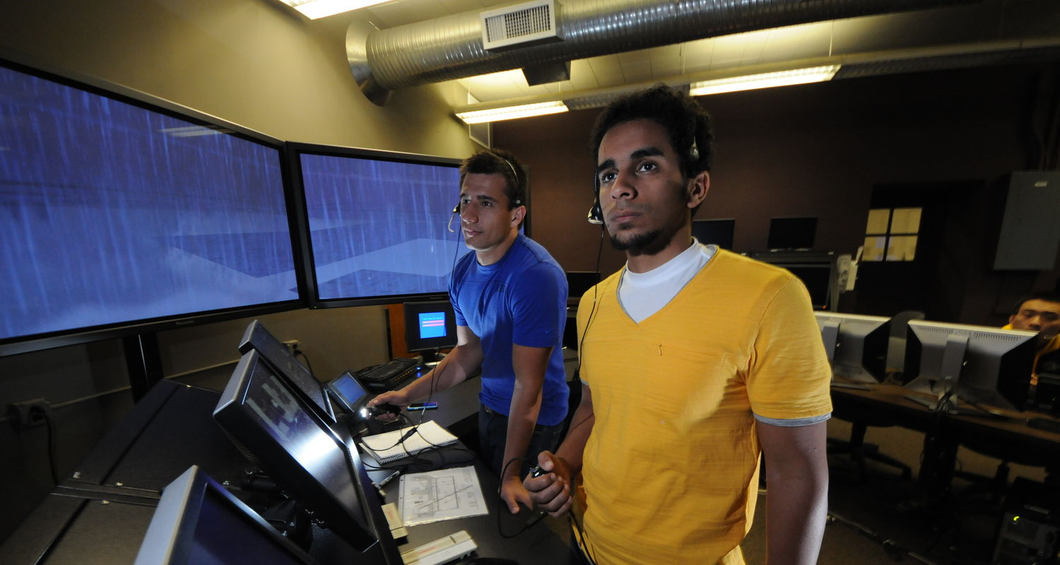Air Traffic Controller science subjects for college