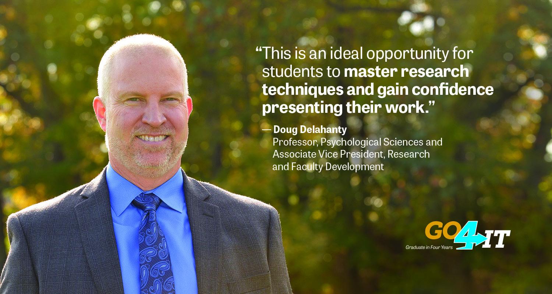 Doug Delahanty research quote