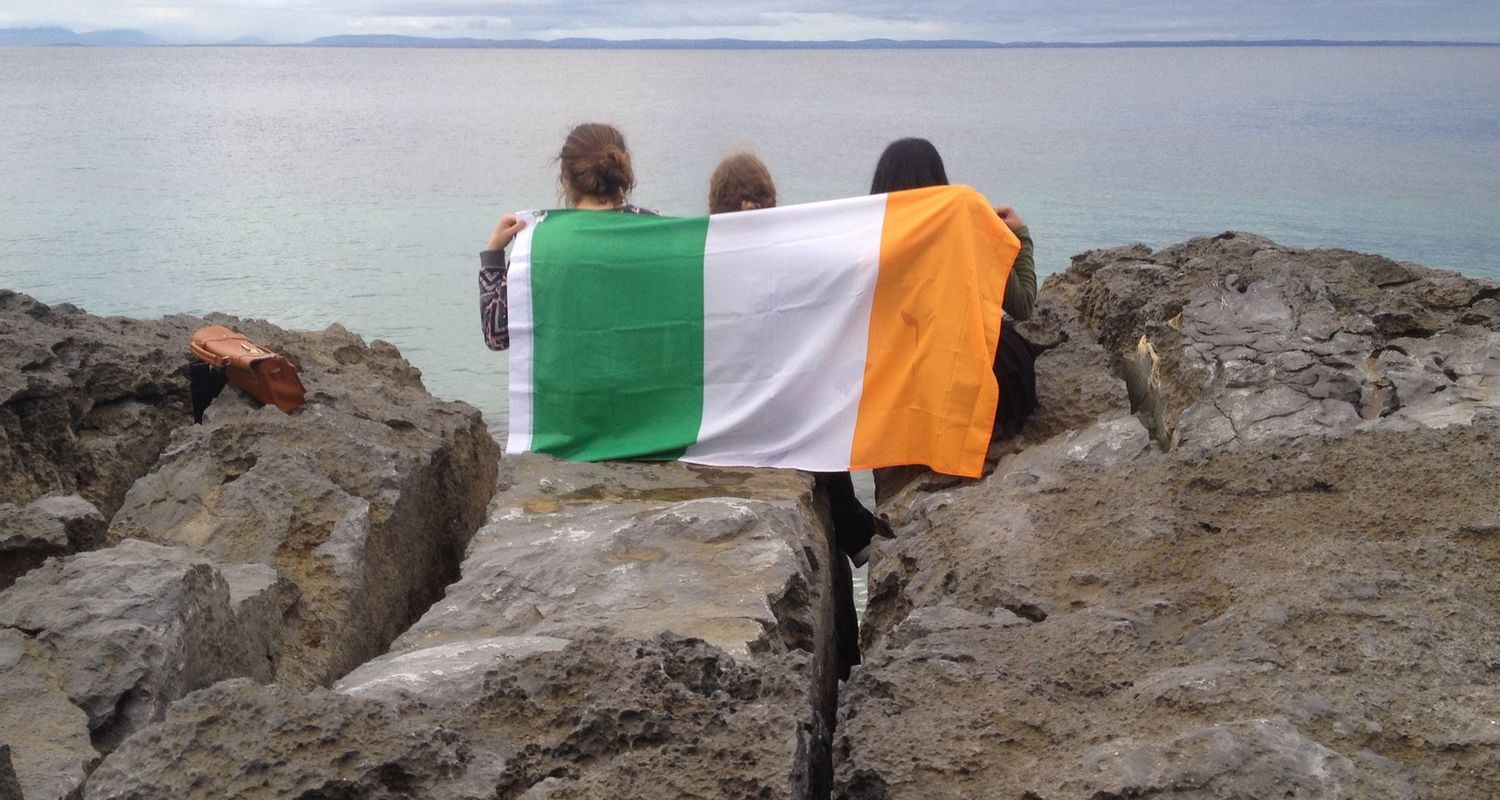 Students in Ireland