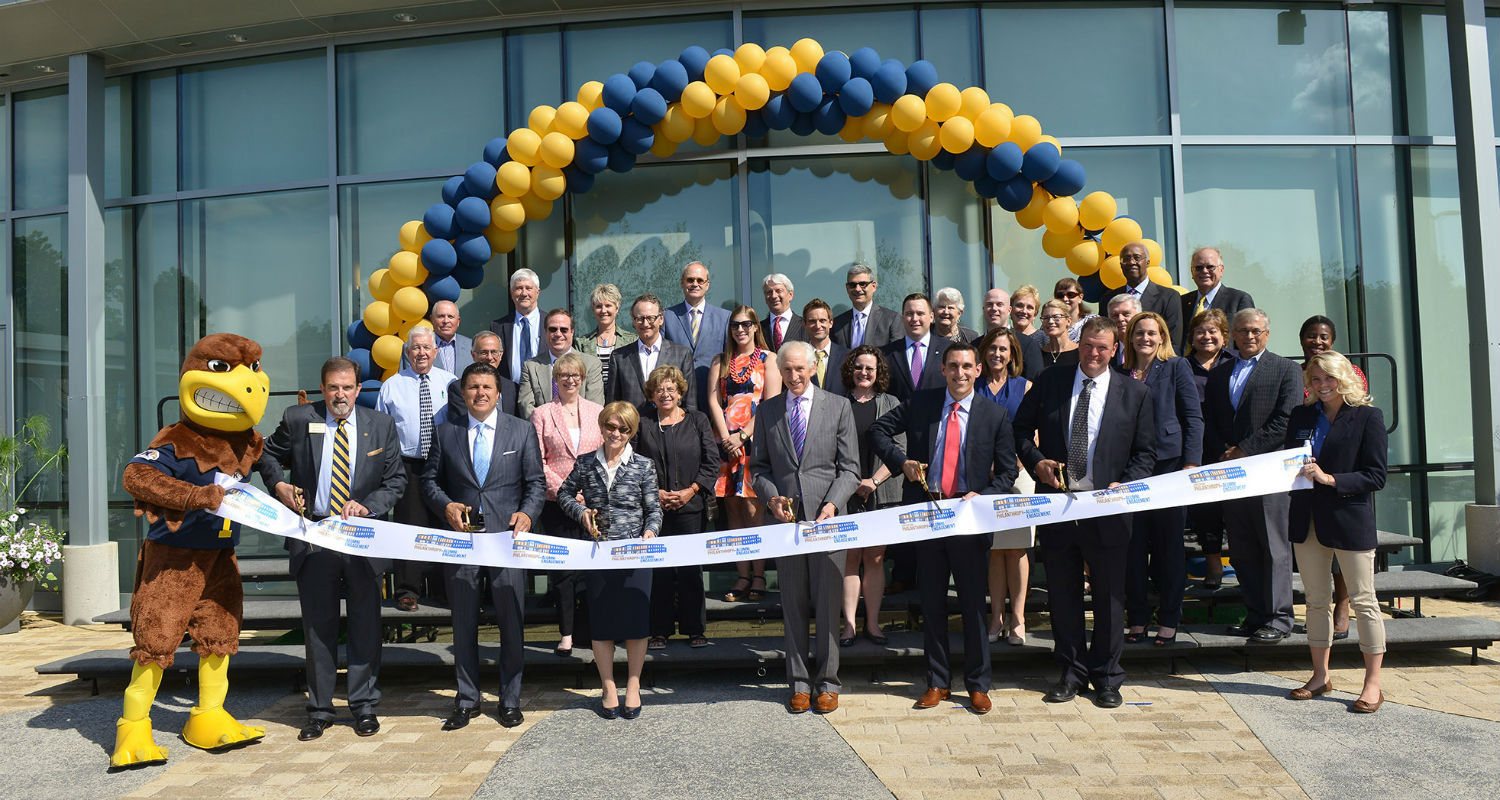 CPAE Grand Opening - Ribbon Cutting