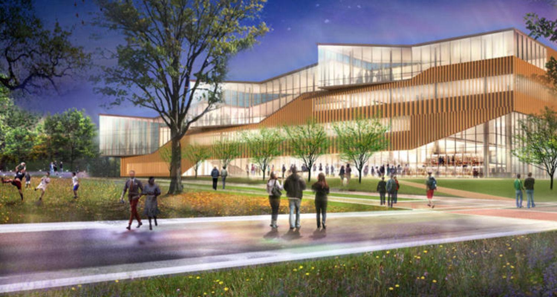 Future College of Architecture and Environmental Design