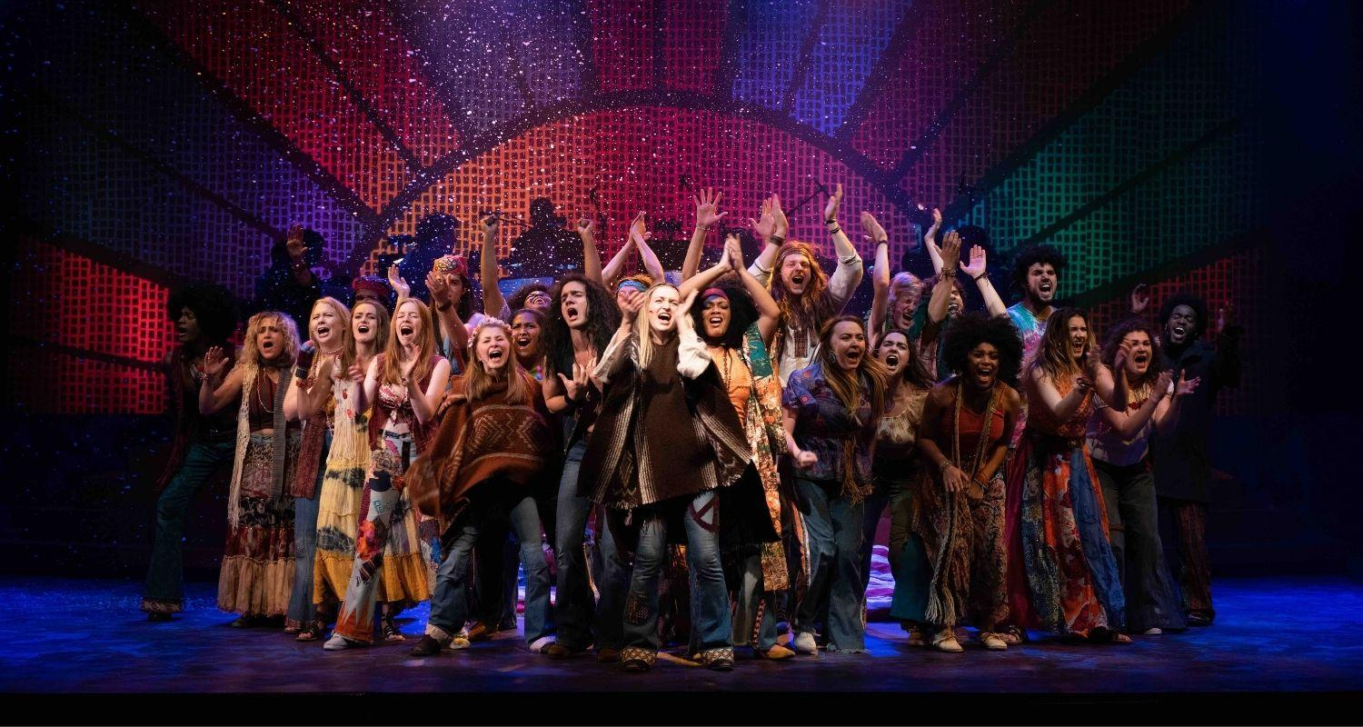 Musical Theatre students perform