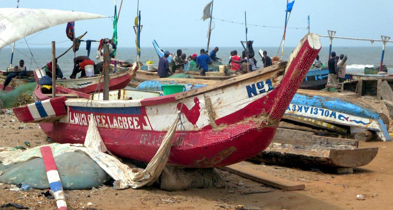 Ghana in Africa