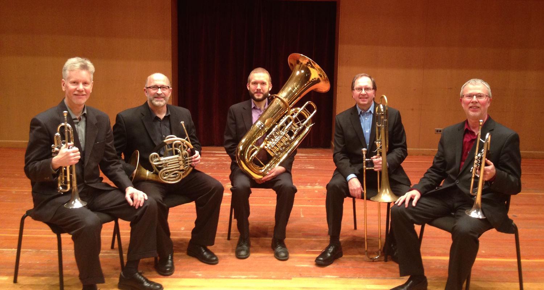 Kent Brass Quintet