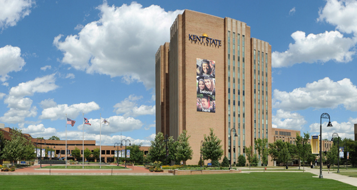 The Four Seasons at Kent State - Summer